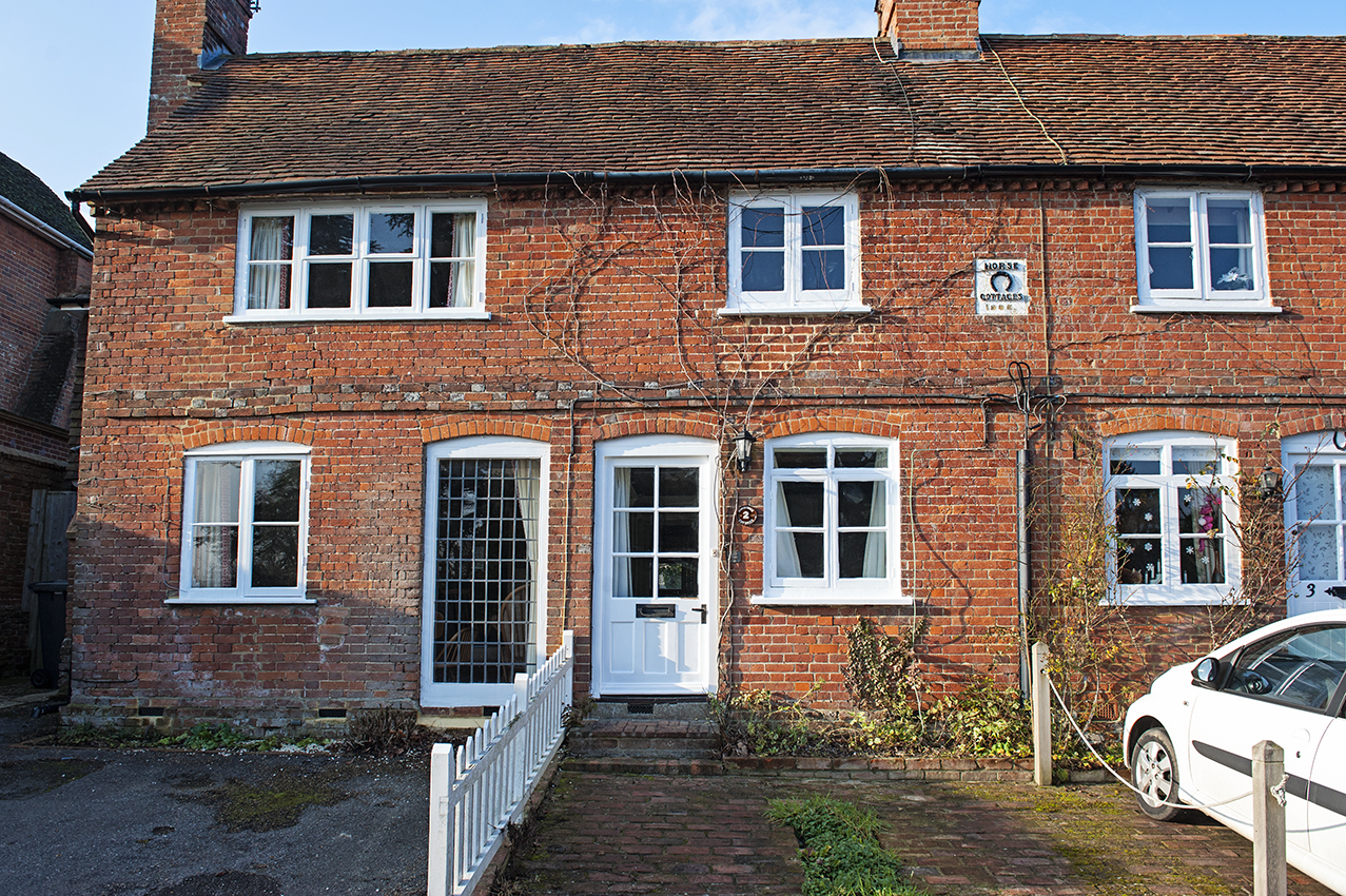 2 bedroom cottage to rent, The Street, Greywell, Hook RG29