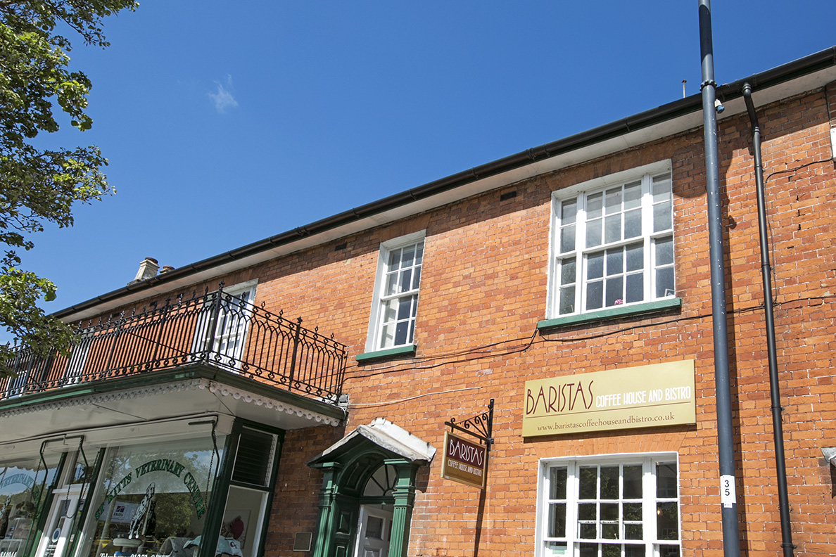 1 bedroom apartment to rent High Street,Hartley Wintney,RG27