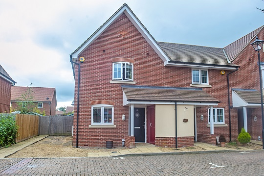 2 Bedroom House, Pippin Square, Hartley Wintney, Hook, RG27