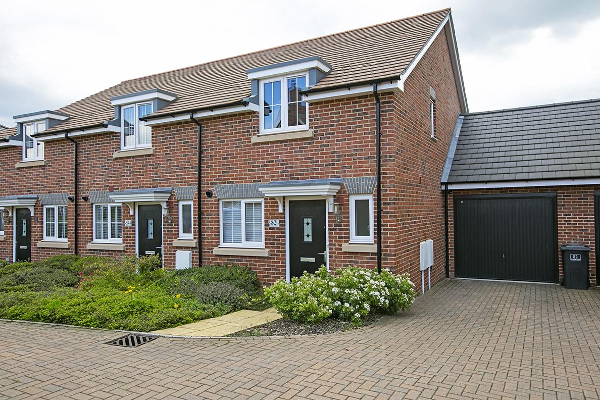 2 Bedroom House, Bramley Drive, Hartley Wintney, Hook, RG27